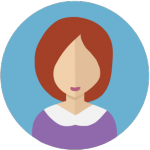 Female Testimonial Icon
