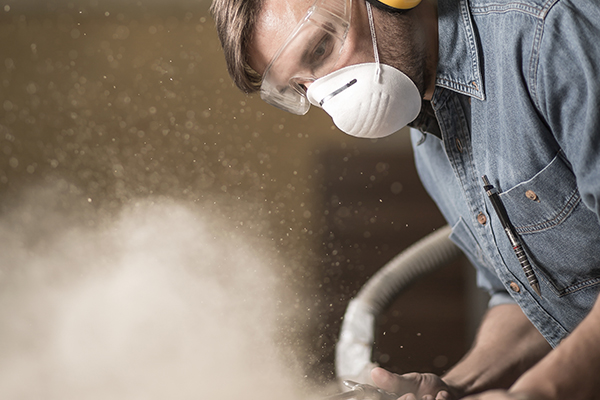 how to limit construction dust in your home after remodeling